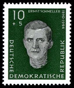 Briefmarke Ernst Schneller