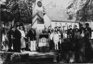 1.mai 1989 in Teupitz