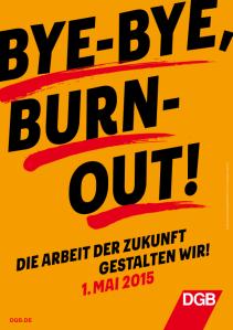 DGB-Plakat 1. Mai 2015