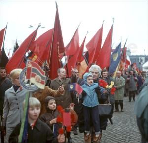 Mai-Demo DDR 1970