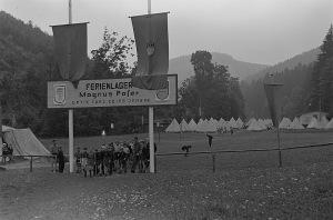 Ferienlager VEB Carl Zeiss Jena 1951