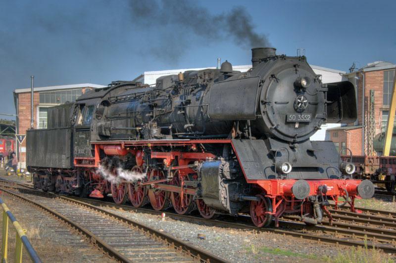 Deutsche Reichsbahn (1945-1993) (5/6)