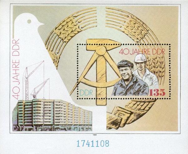 Briefmarke_40JahreDDR