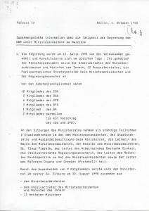 LetzteRegierungDDR Bild von Dokument