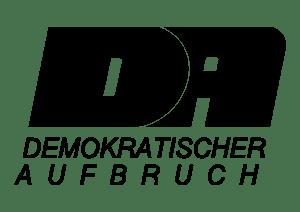 Logo Demokratischer Aufbruch