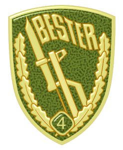 Bestenabzeichen (1986–1990)