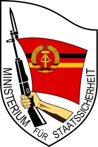 Logo des MfS