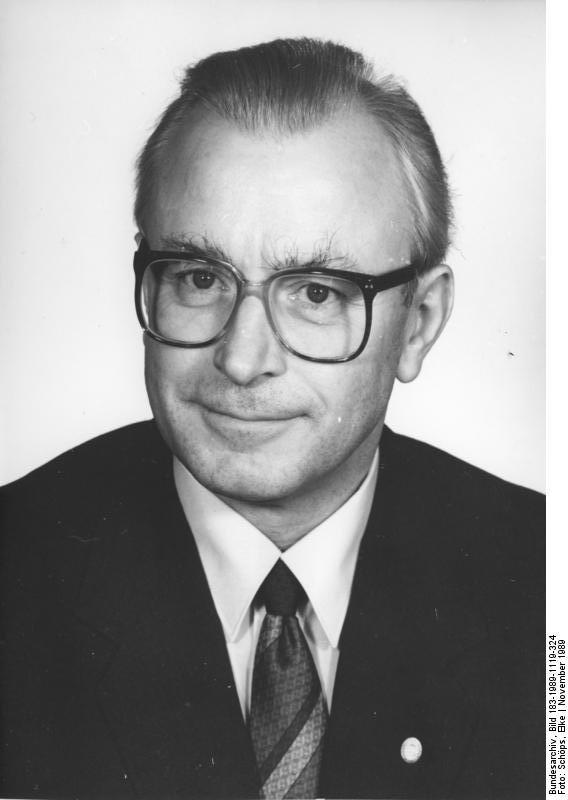 Wolfgang Schwanitz