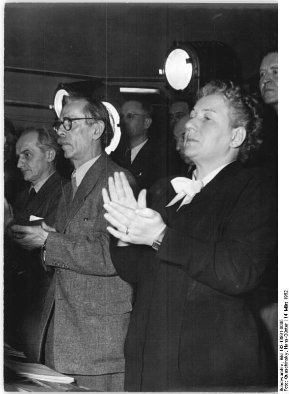 Berlin, Volkskammersitzung, Schmidt, Nagel