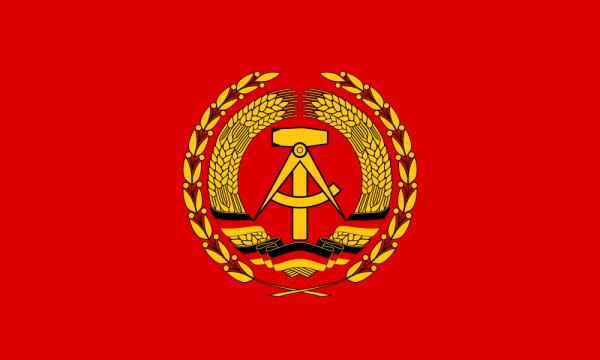 Flagge des nationalen Verteidigungsrates