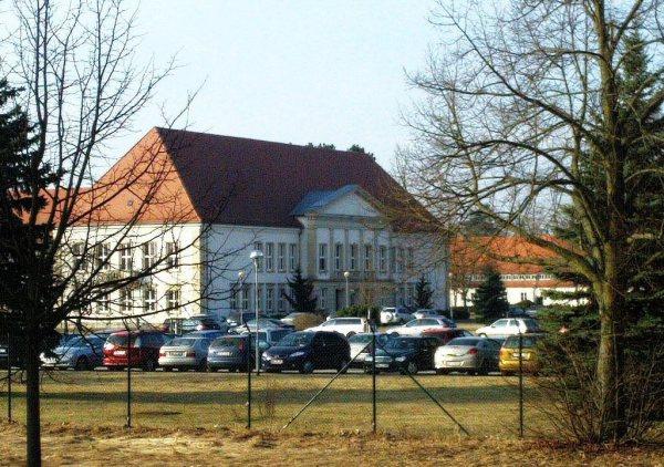 Tagungsort des NVR Haus 3: MfNV in Strausberg