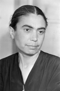 Hilde Benjamin ca. 1947