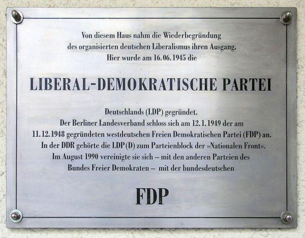 Gedenktafel, Bayrische Straße 5, Berlin-Wilmersdorf