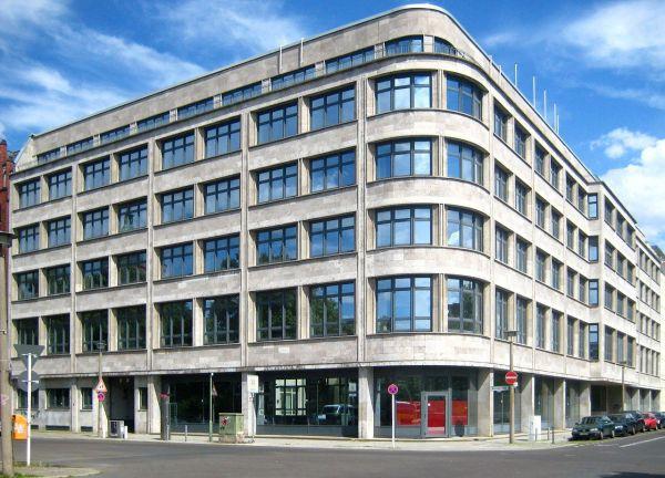Sitz des FDG-Bundesvorstandes