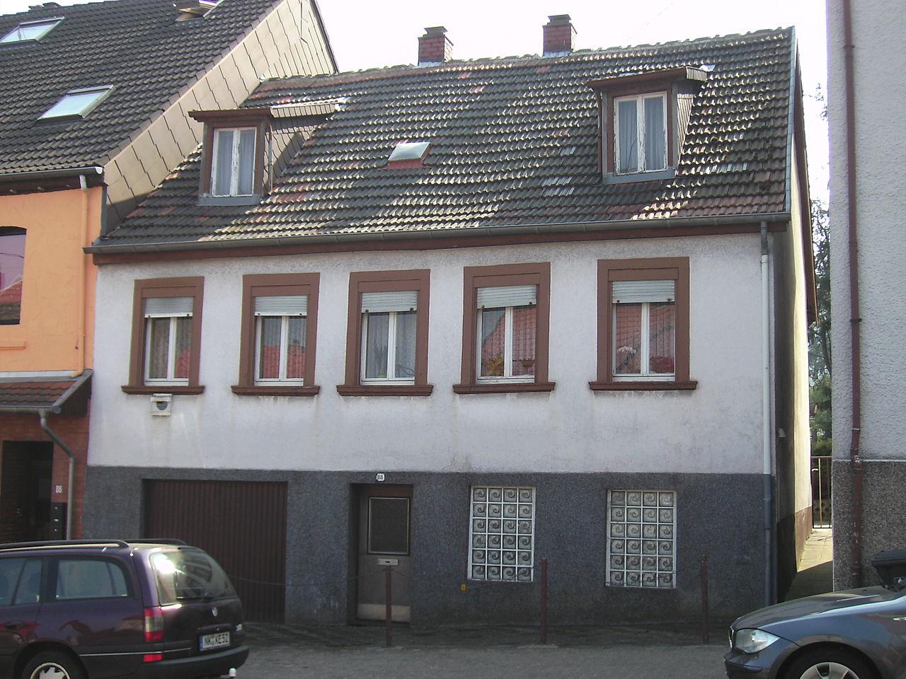 Elternhaus Erich Honeckers