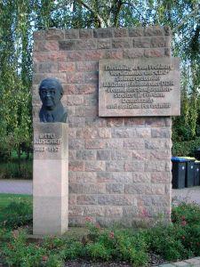 Otto-Nuschke-Denkmal