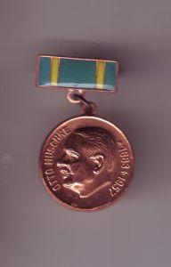 Otto-Nuschke-Ehrenzeichen in Bronze