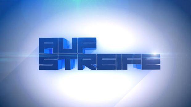 Logo Serie %22Auf Streife%22 SAT1