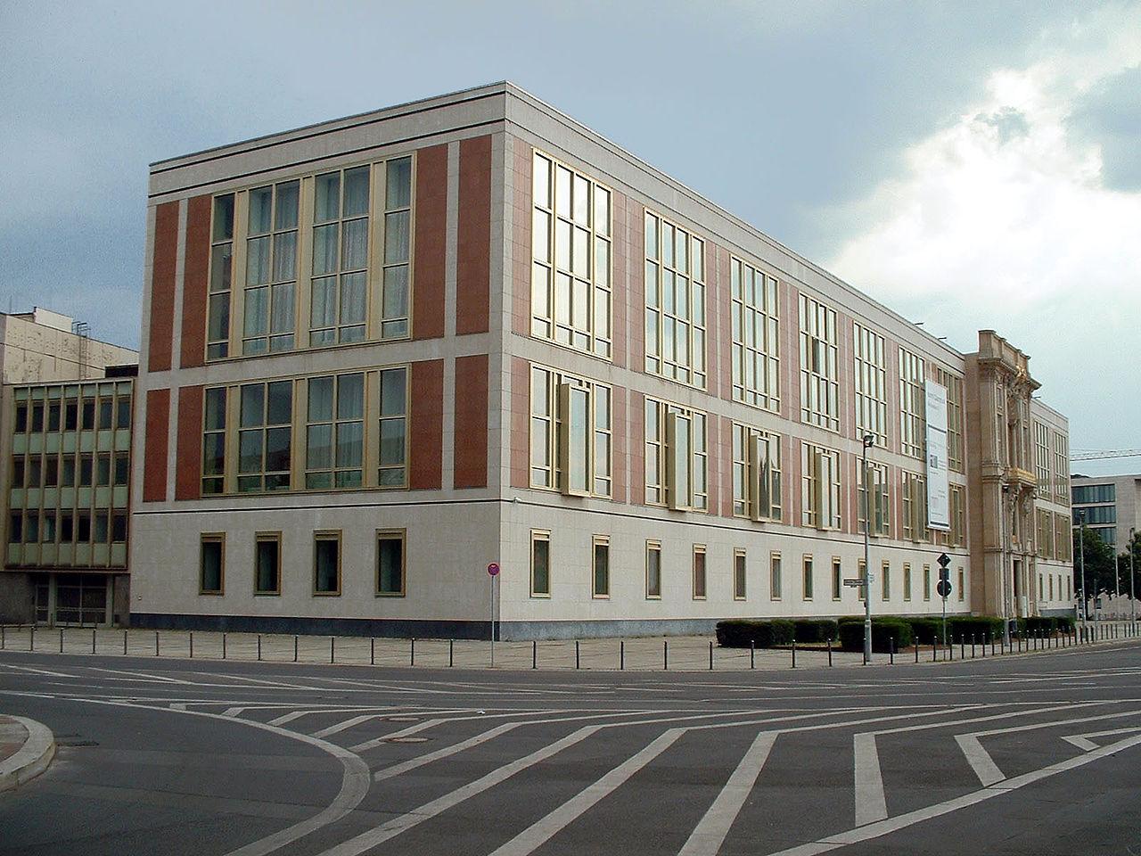 Ehemaliges Staatsratsgebäude der DDR