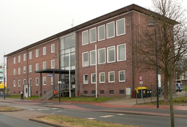 Erfassungsstelle Salzgitter- Ehemaliger Sitz in Salzgitter-Bad