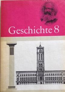 Geschichtsbuch DDR 8