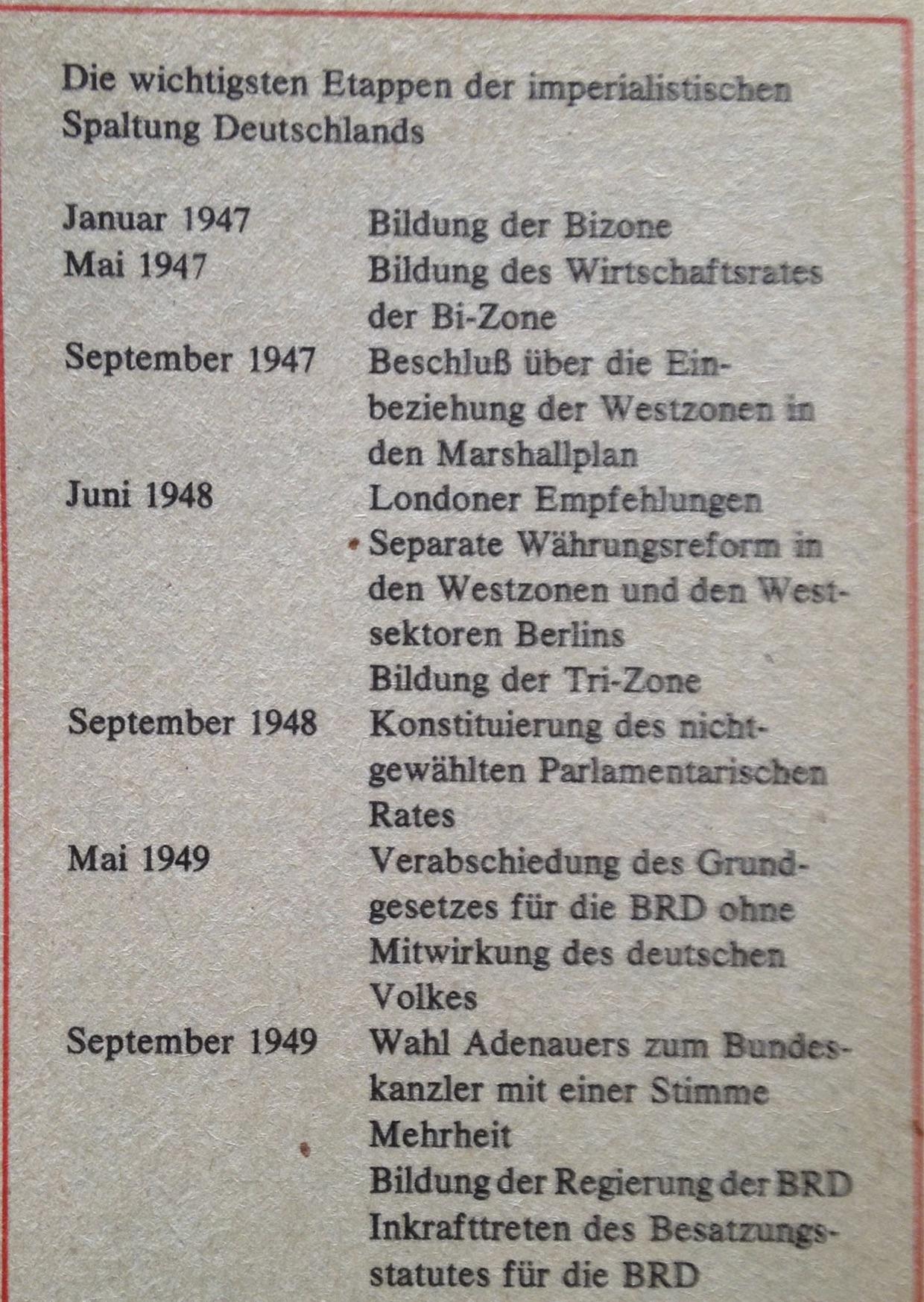 aufzahlung-spaltung-deutschlands
