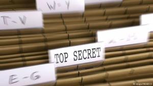 geheimdienstakten