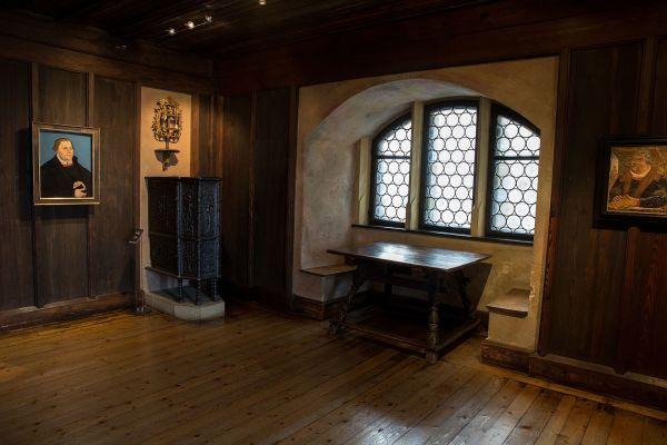 Lutherzimmer in der Veste Coburg