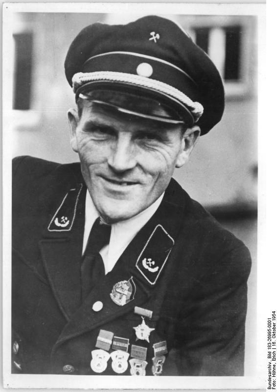 Erich Giebner