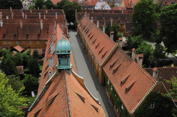 Markuskirche und Herrengasse