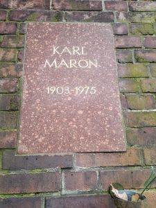 Grabstätte Karl Maron