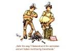 inkompetente Polizei