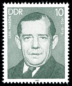 Sondermarke DDR