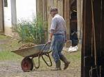 Bauernarbeit