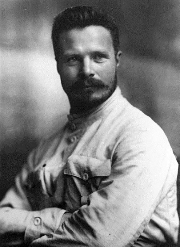 Michail Wassiljewitsch Frunse, 1919