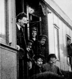 Trotzki reist