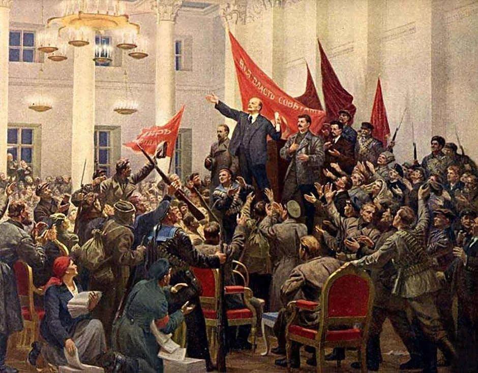 Die weltgeschichtliche Bedeutung der Oktoberrevolution