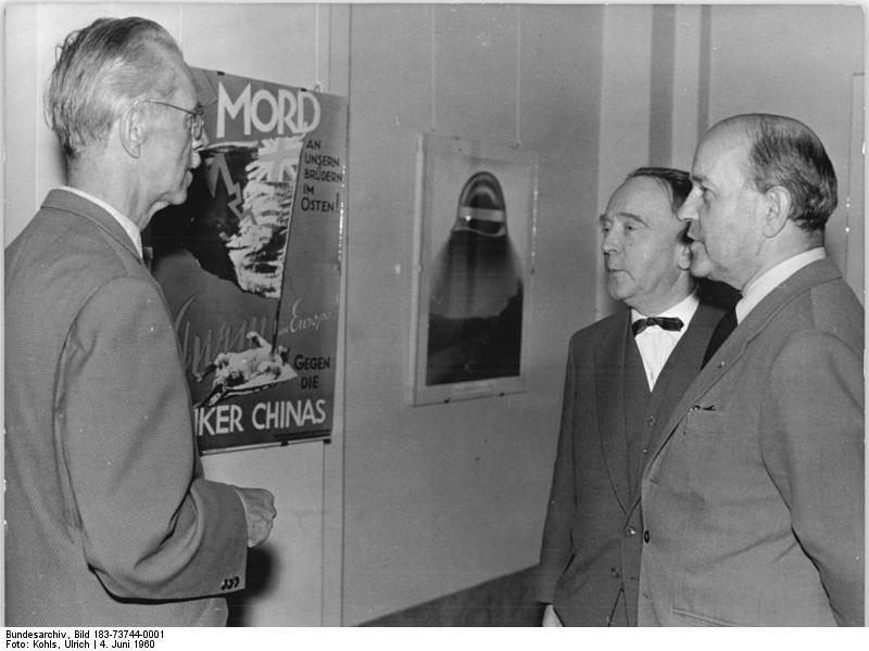 Berlin, AdK-Ausstellung, Nagel, Heartfield, Herzfelde
