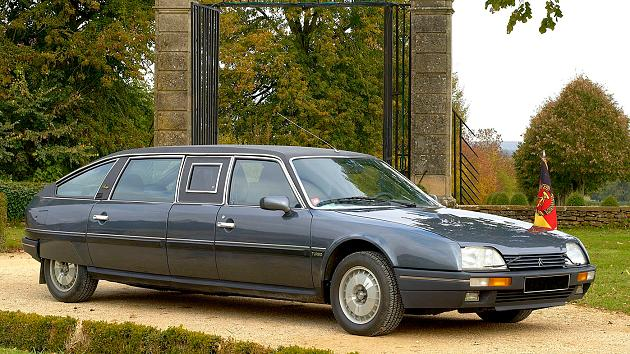 Erich Honeckers 1989er Citroën CX Prestige Rallongée Turbo II