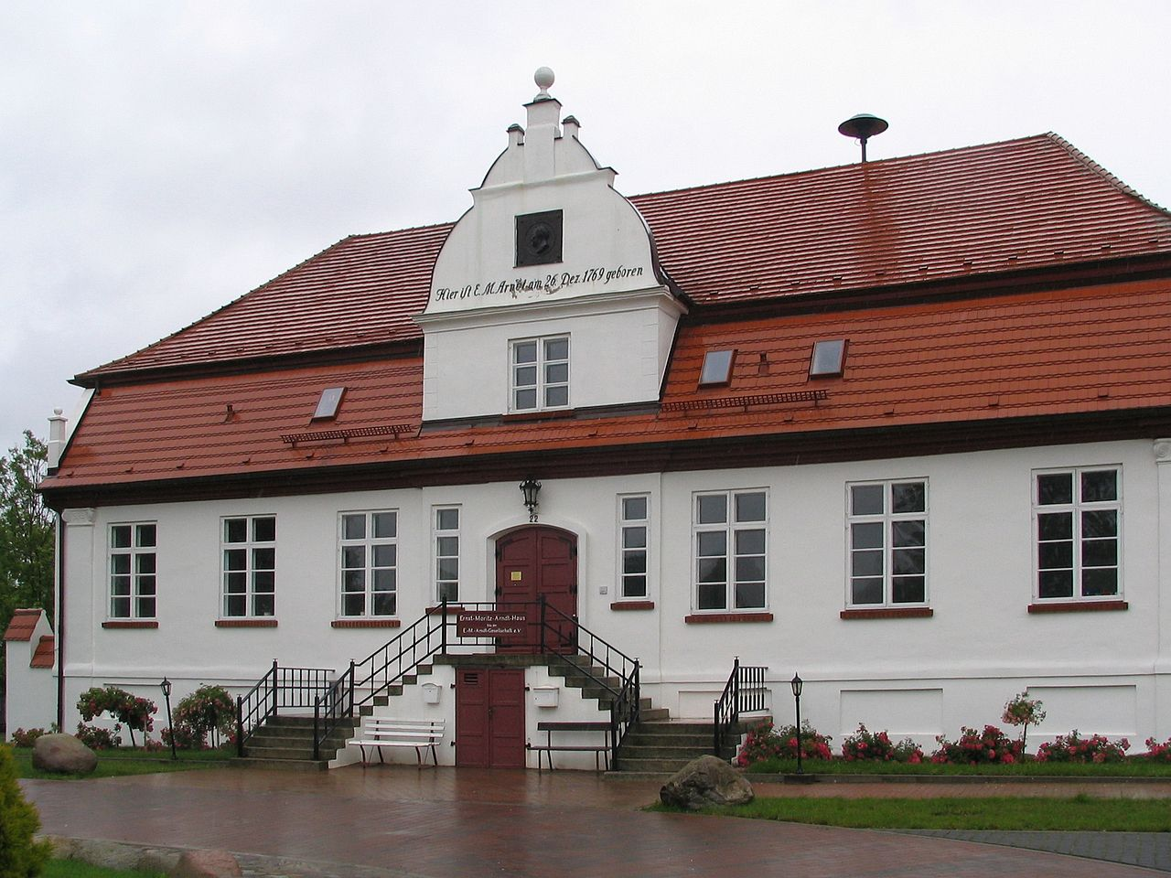 Arndts Geburtshaus