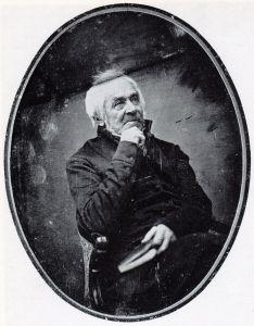 Ernst Moritz Arndt als Mitglied der Frankfurter Nationalversammlung
