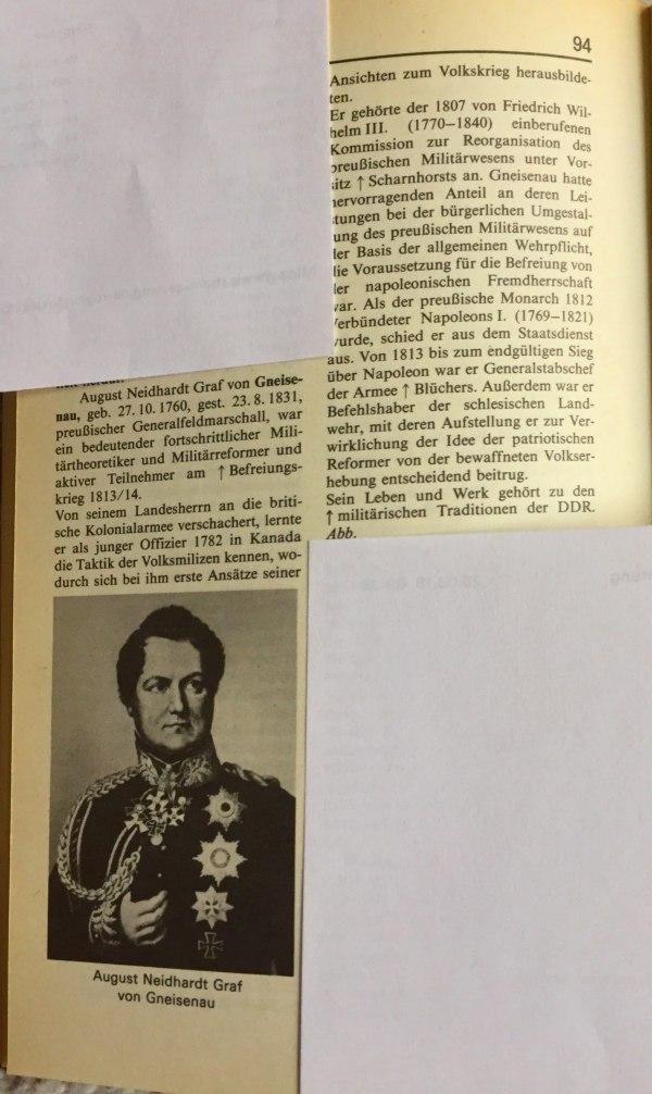 Gneisenau Seite 1