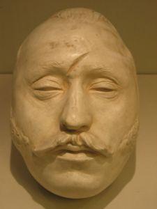 Schills Totenmaske