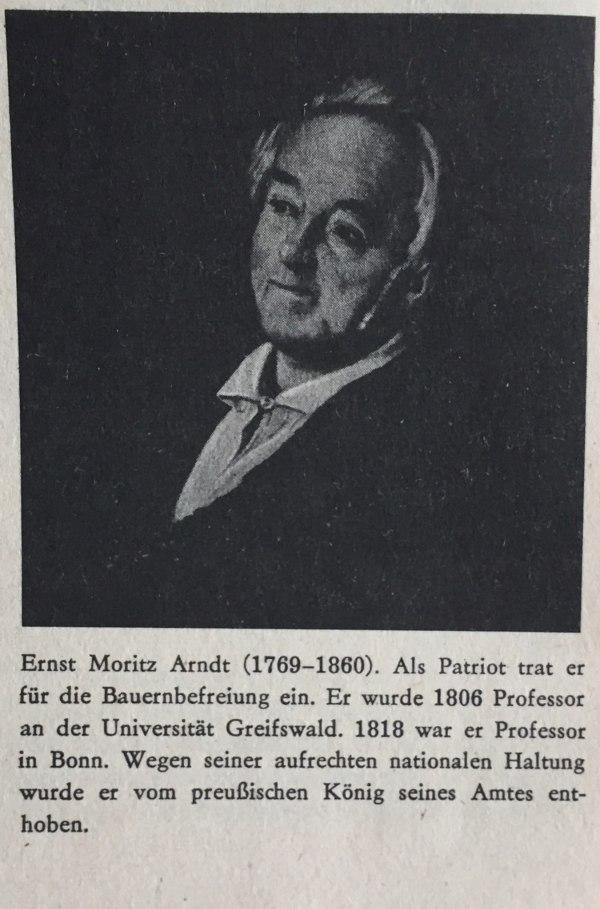 Ernst Moritz. Arndt