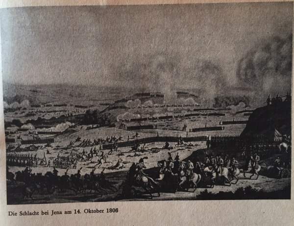 Schlacht bei Jena 14.10.1806