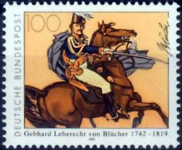 Sonderbriefmarke der Deutschen Bundespost zum 250. Geburtstag