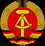 Staatswappen DDR