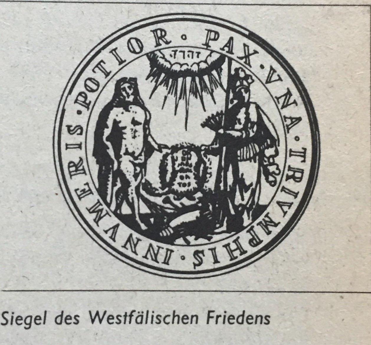 Der Westfälische Frieden (1648)