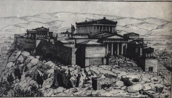 Akropolis (Rekonstruktion)