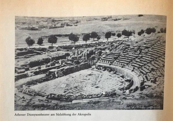 Athener Dionysos Theater
